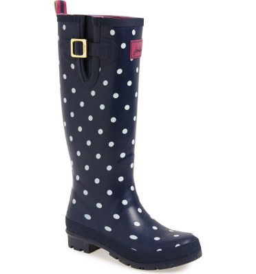 """Welly""Print Rain Boot"