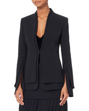 open arm blazer